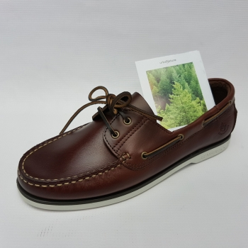 Boat shoes lumberjack